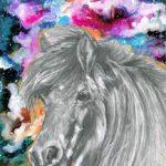 Chloe Horse Web